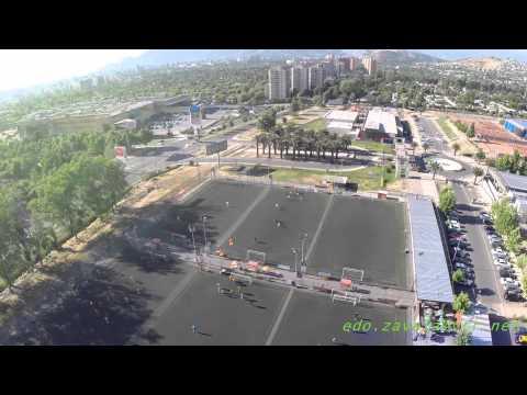 Final y Premiación babyfutboll Bechtel Chile 2014