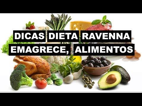 Dieta na ravenna permitidos alimentos
