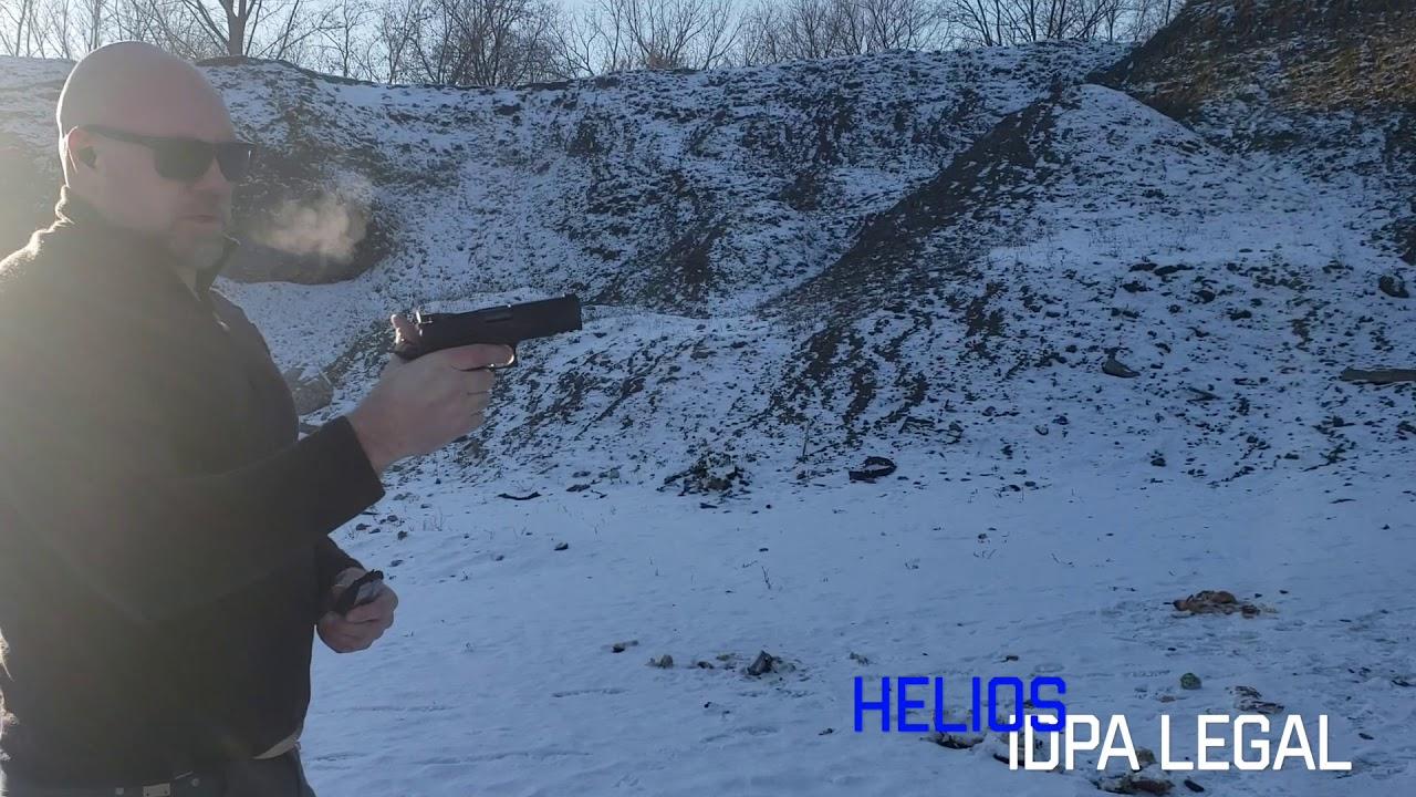 Atlas Gunworks USPSA Handguns 3 Gun Pistols - Atlas Gunworks