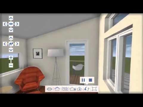 Modular Homes evolution 42_39_ 3 bedroom - 3d tour