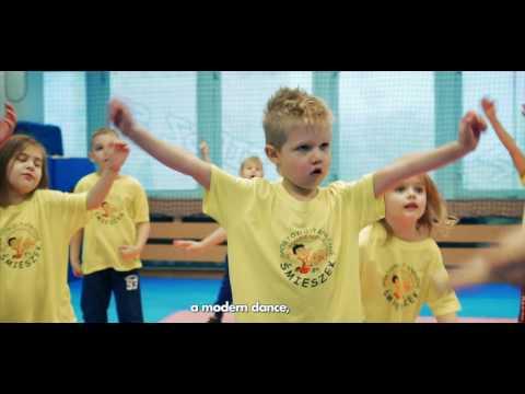 Tak Wygląda Sportowo-Taneczne Przedszkole Niepubliczne Śmieszek W Olsztynie