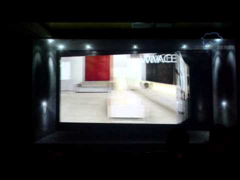 3D Projection Mapping for Harmony Tiles (Ahmedabad, Bombay, Pune)
