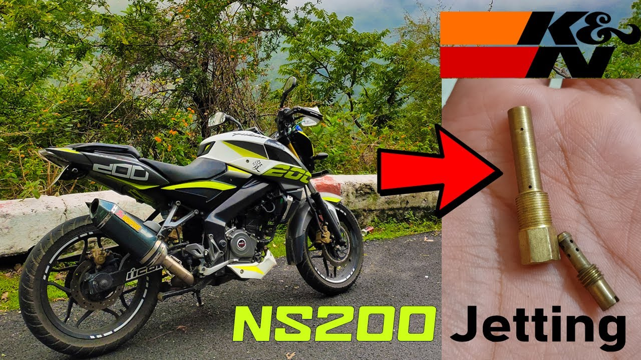 NS200 Carburetor Jetting | Pure Performance Upgrade