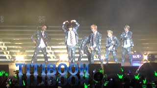 B.A.P 비에이피 - Lovesick - Coffee Shop - Body & Soul - Live in Paris
