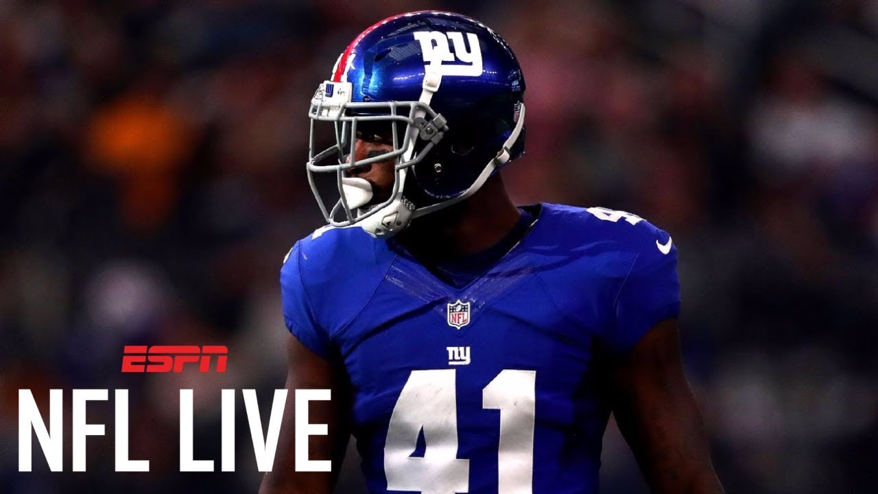 Giants will suspend Dominique Rodgers Cromartie NFL Live