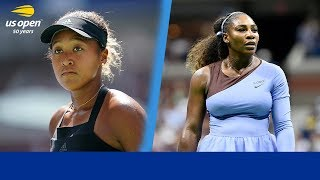 2018 US Open Women's Final Preview: Serena Williams vs Naomi Osaka