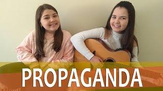 Baixar Propaganda -  Jorge e Mateus -  COVER -  Larissa e Isabela