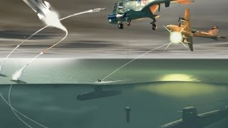 A3SM: Submarine Self Defence against Threats from the Sky - DCNS - MBDA