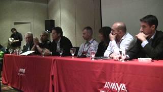 Avaya Executives Panel / #AvayaEPF 2015