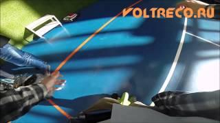 Моноколесо Voltreco 5 минут и поехал Рекорд обучения Смотреть!