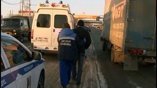 Водитель «Тойоты Короны Премио» сбил 37-летнего пешехода.MestoproTV