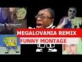 Undertale - Megalovania Remix - FUNNY MONTAGE