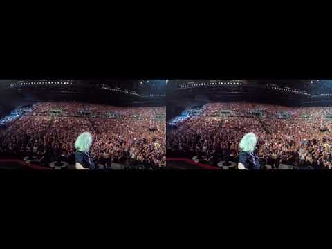 Selfie Stick Video | Adelaide, Australia |3D| Second Night [February 28, 2018] Queen + Adam Lambert