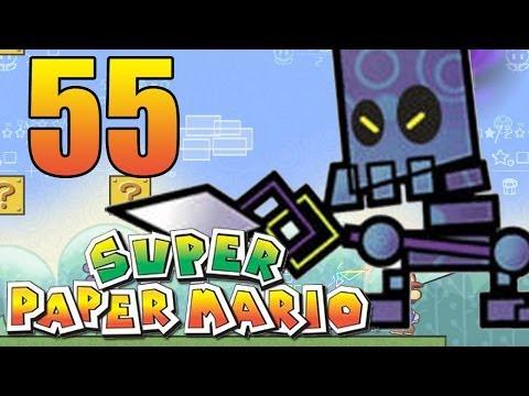 Super Paper Mario (Blind) -55- CANADA!