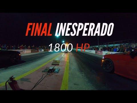 CAMARO ss 872 HP vs HELLCAT 903 HP ¡Final inesperado !