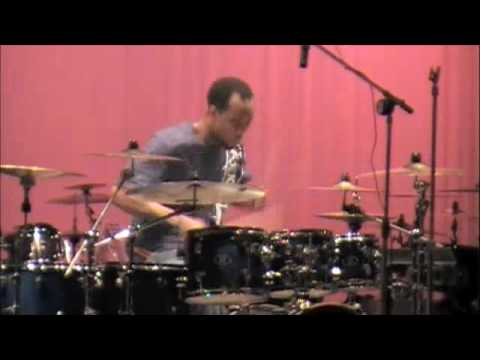 Floyd Kennedy drum festival 2010 1st half