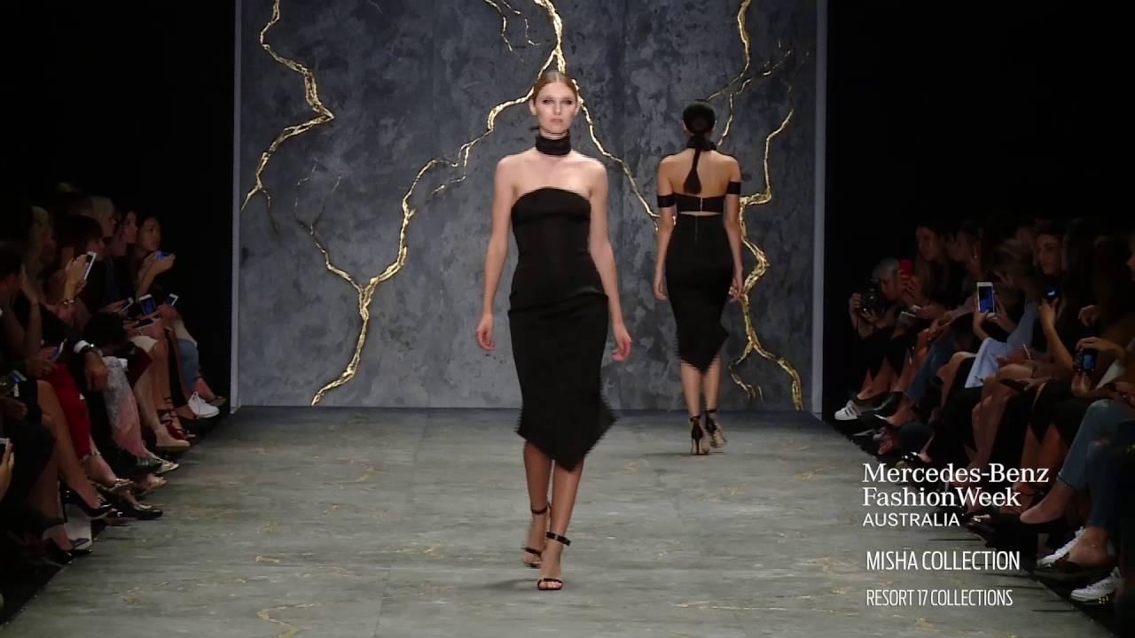 La mercedes benz fashion week 19