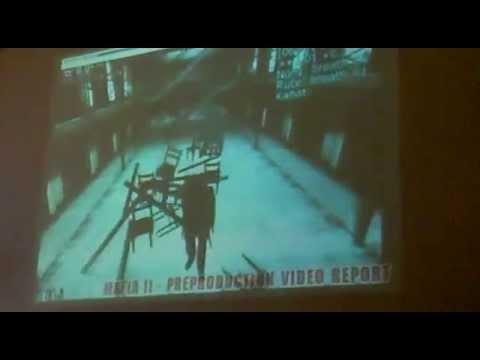 Mafia II Pre-production version (2004)
