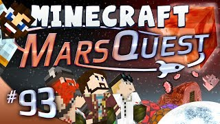 Minecraft - MarsQuest 93 - Blast Off to Mars