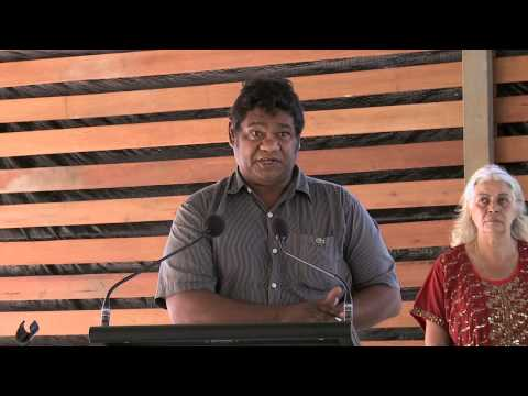2012 Garma Key Forum: Anthony Watson