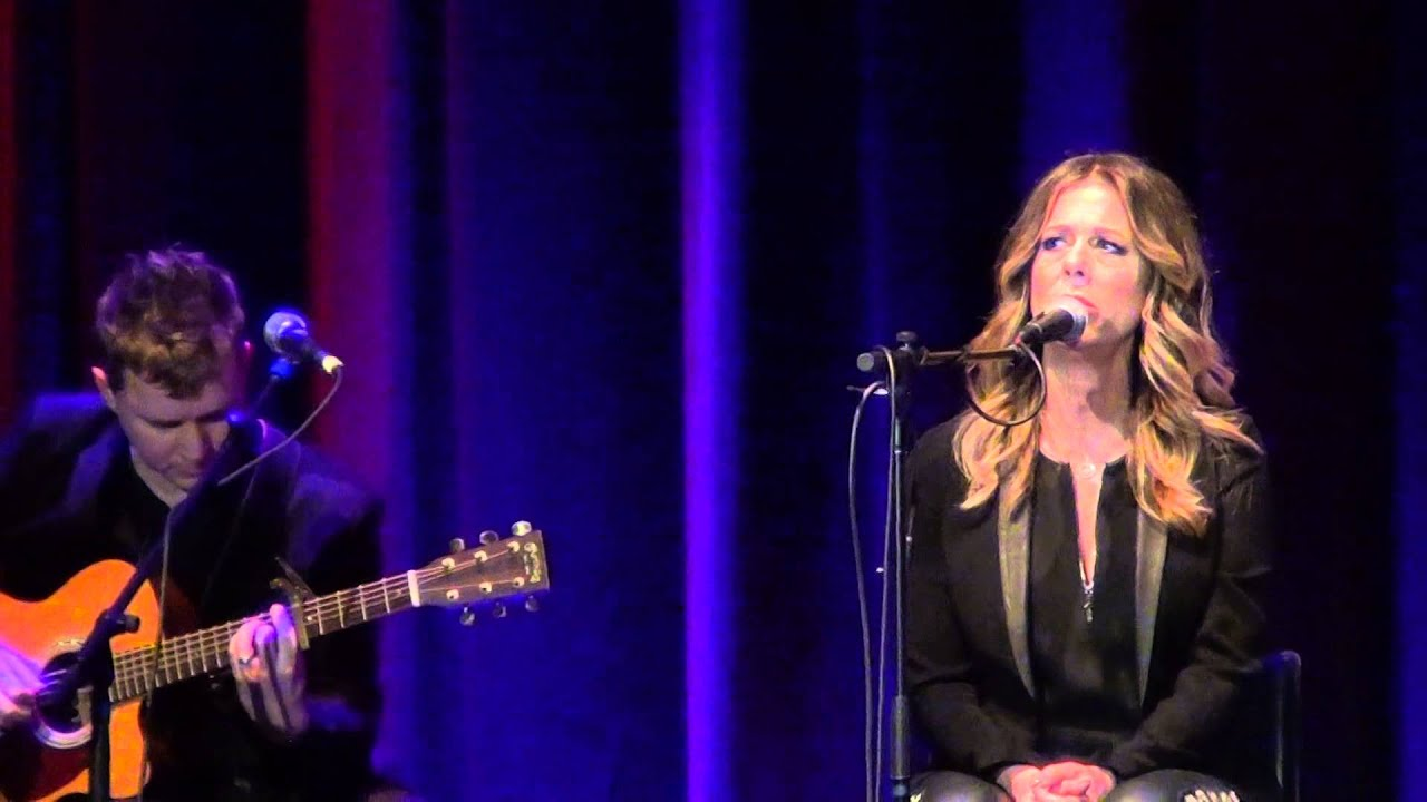 Rita Wilson Singing Still Gone at 2014 All for the Hall ...