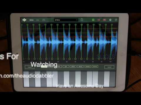 TheAudioDabbler | Reslice by Virsyn Guitar Session Slice Chop 4k