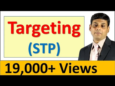 Targeting / Target Market Selection - Marketing Video Lecture by Dr Vijay Prakash Anand
