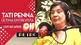 TATI PENNA: La última entrevista a la primera mujer feminista de la TV