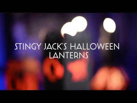Stingy Jack's Halloween Lanterns SVG Bundle - Assembly Tutorial