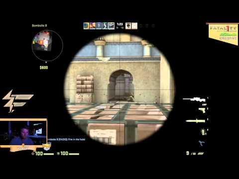 Fatal1ty CS:GO 2nd Half (Dust2) - 42 kills