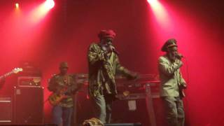 The Abyssinians - The Good Lord - Live @ Lille