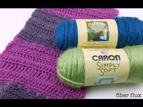Yarn 101: Caron Simply Soft, Episode 281