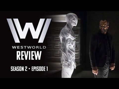 Westworld Season 2 Episode 1