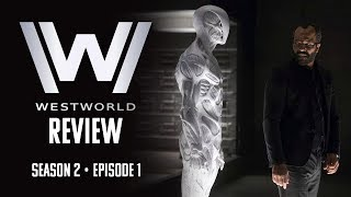 """Westworld Season 2 Episode 1 """"Journey Into The Night"""" Review! (Spoiler warning)"""