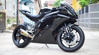 yamaha r6 2012 black series euro spec full spec full acc 99 istimewa