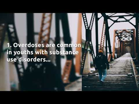 Risk Factors for Overdose in Adolescents with Substance Use Disorder