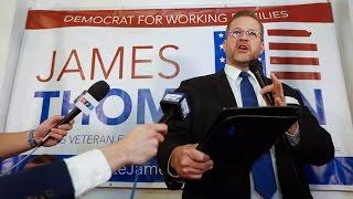 Berniecrat Overperforms HUGE In Deep Red State