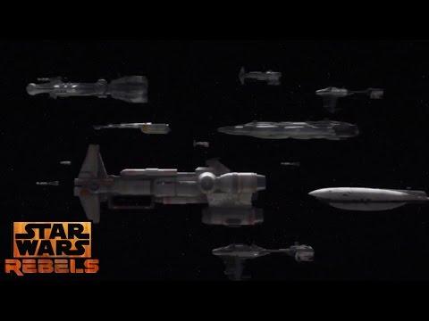 Star Wars Rebels: Mon Mothma Forms The Rebellion