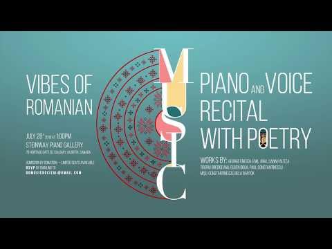 Vibes of Romanian Music, Calgary, AB, Canada - July 2018