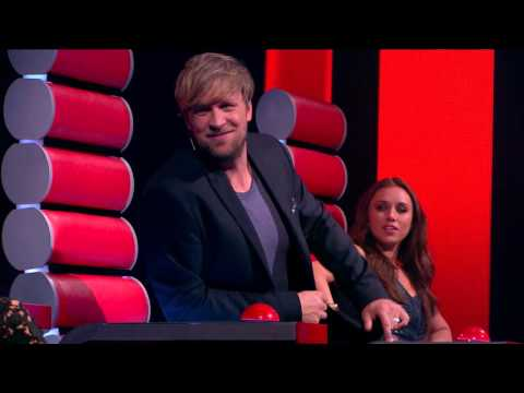 Blue Eyes at it Again! | The Voice of Ireland | Sundays 6.30pm | RTÉ One