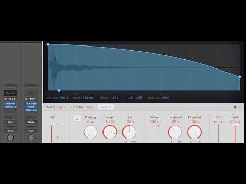 Anleitung Hall-Plugin | © Animation Neil Raouf klassische Komposition auf Computer
