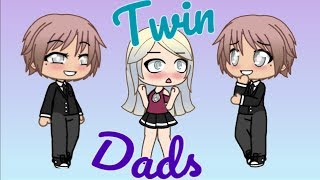 Identical twin dads | Gacha life mini movie