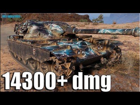 14к урона АБСОЛЮТНЫЙ РЕКОРД World of Tanks ✅