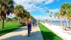 St. Petersburg, Florida, Vinoy Park & Marina | Walking Tour