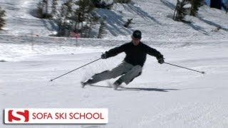Repeat youtube video Carving - Ski Lesson