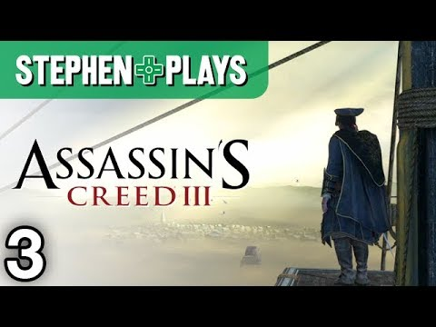 Assassin's Creed III #3 • Welcome to America!