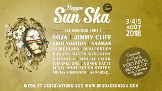 Reggae Sun Ska 2018 : les premiers noms