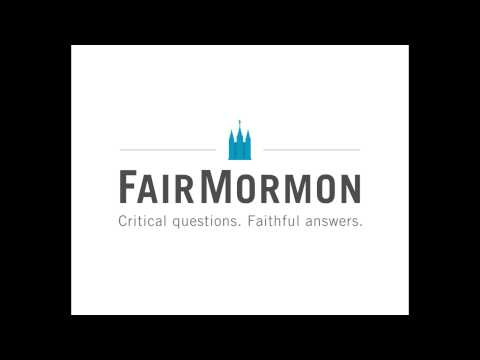 Polygamy and its relationship to the LDS Church- Craig Foster