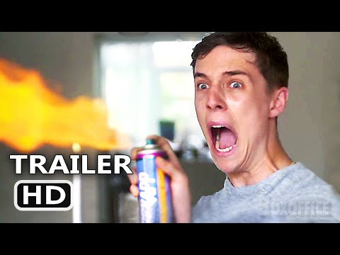 SCHOOL'S OUT FOREVER Trailer (2021) Teen Survival Comedy Movie