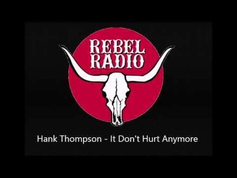 Hank Thompson - It Don't Hurt Anymore
